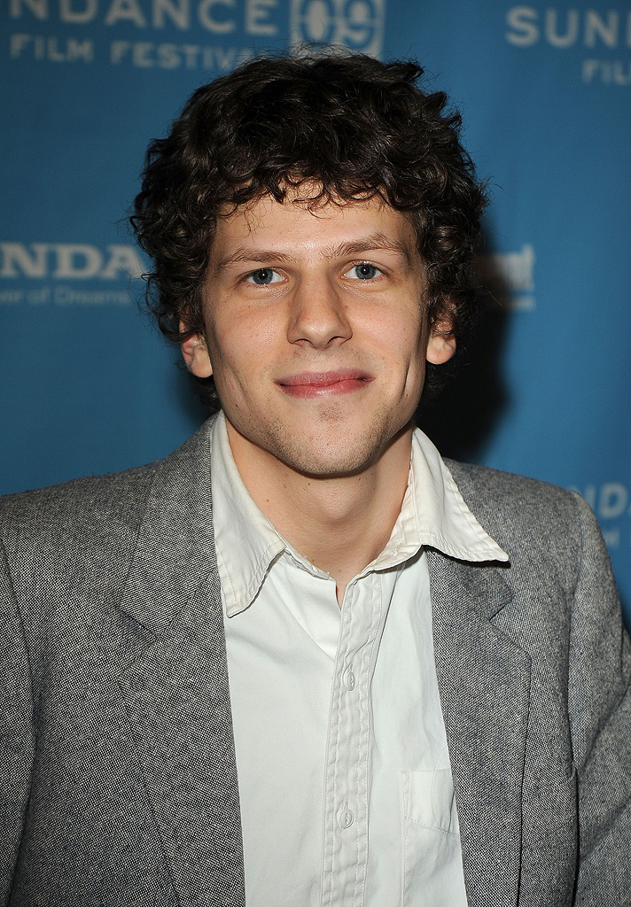 Sundance Film Festival 2009 Screenings Jesse Eisenberg