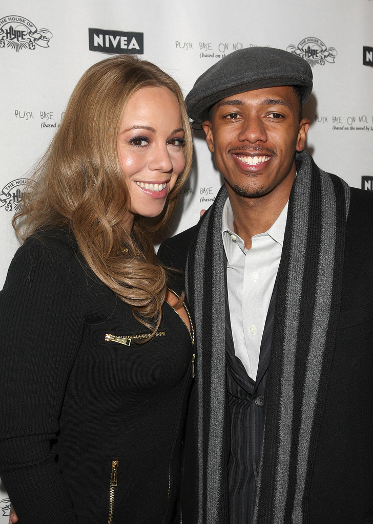 Sundance Film Festival 2009 Screenings Mariah Carey Nick Cannon