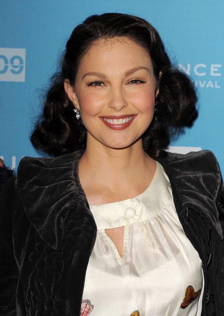 Sundance Film Festival Screening 2009 Ashley Judd