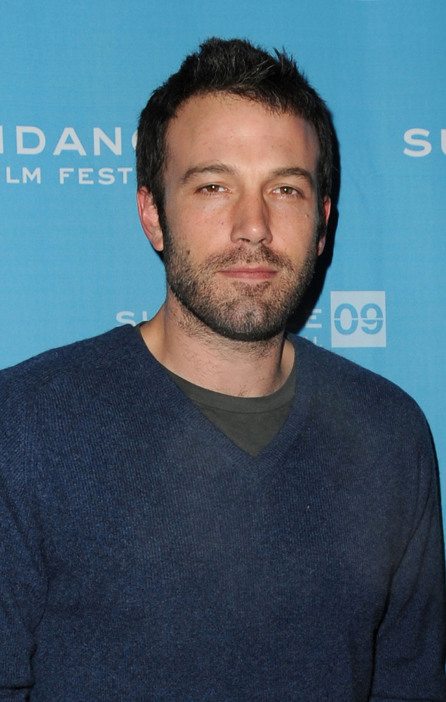 Sundance Film Festival Screening 2009 Ben Affleck