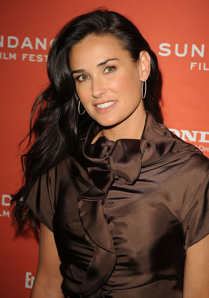Sundance Film Festival Screening 2009 Demi Moore