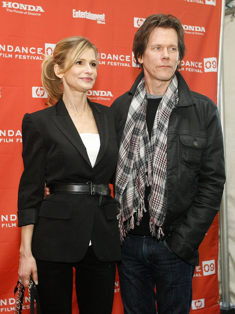Sundance Film Festival Screening 2009 Kyra Sedgwick Kevin Bacon