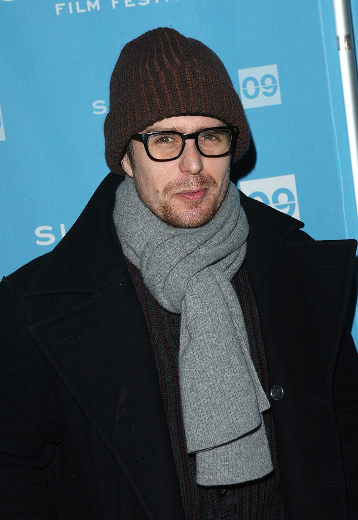 Sundance Film Festival Screening 2009 Sam Rockwell