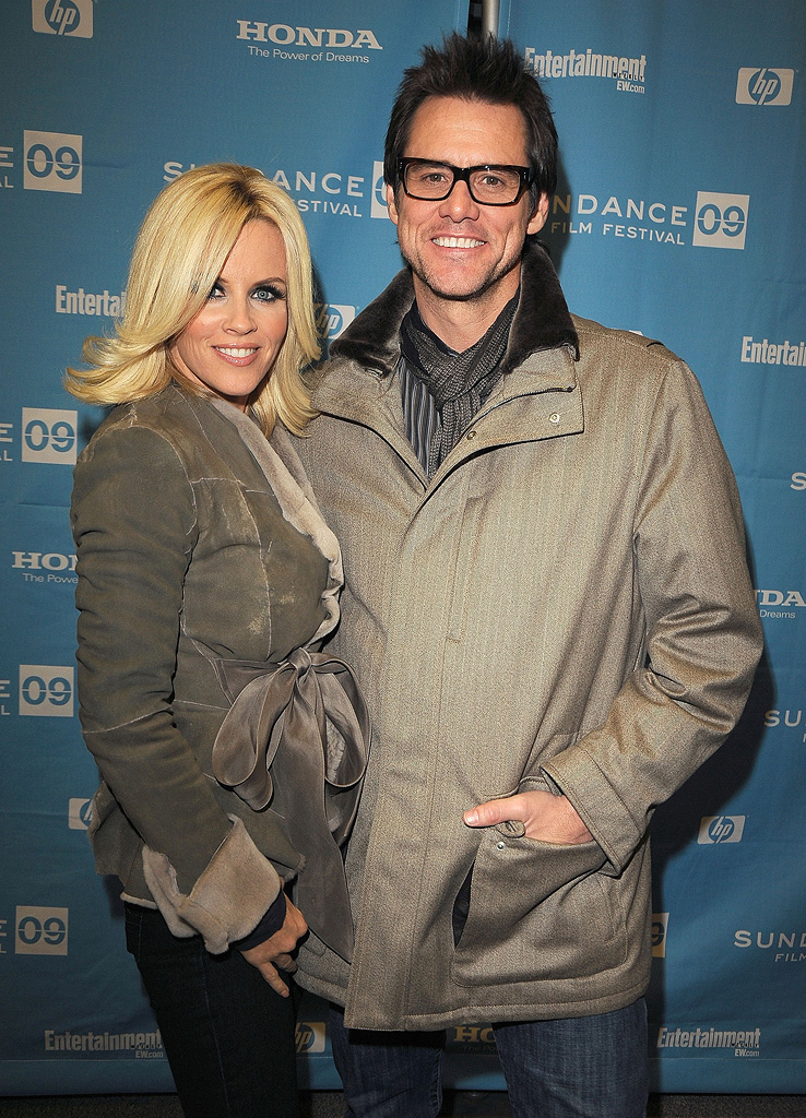 Sundance Film Festival Screenings 2009 Jenny McCarthy Jim Carrey