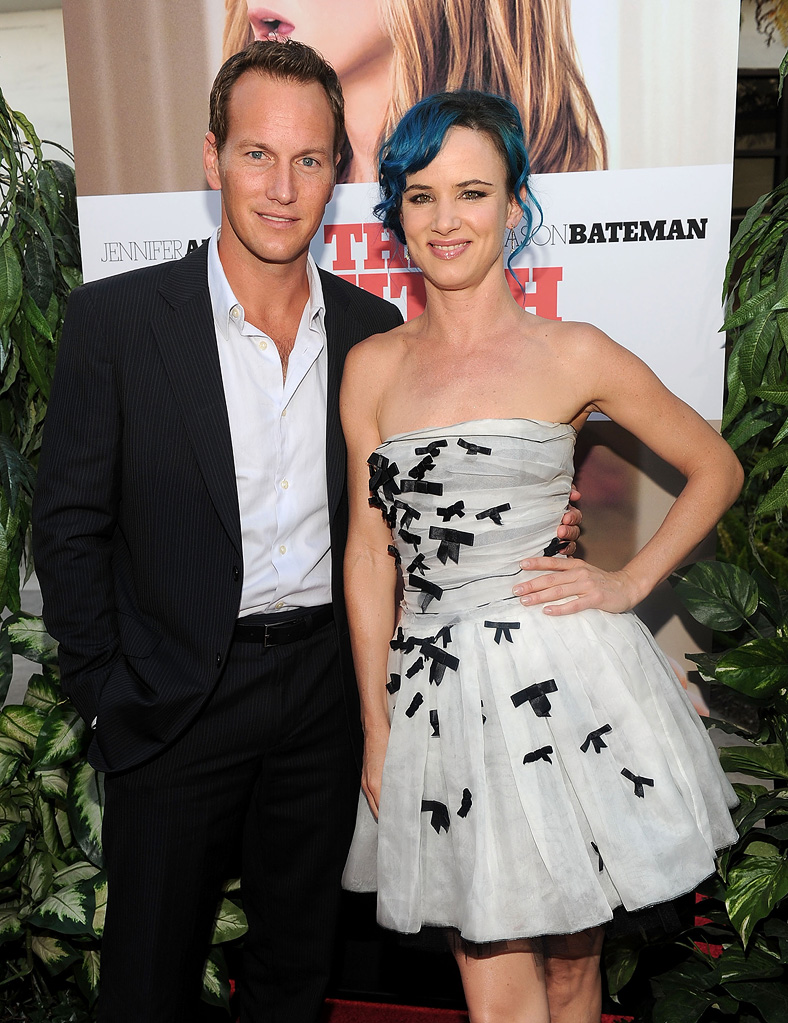 The Switch LA Premiere 2010 Patrick Wilson Juliette LEwis