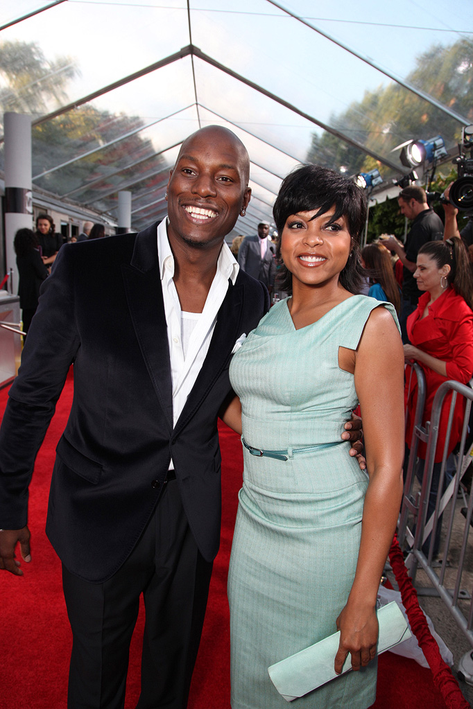 Tyrese Gibson Wife | just b.CAUSE
