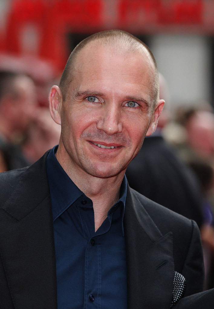 A Team UK Premiere 2010 Ralph Fiennes