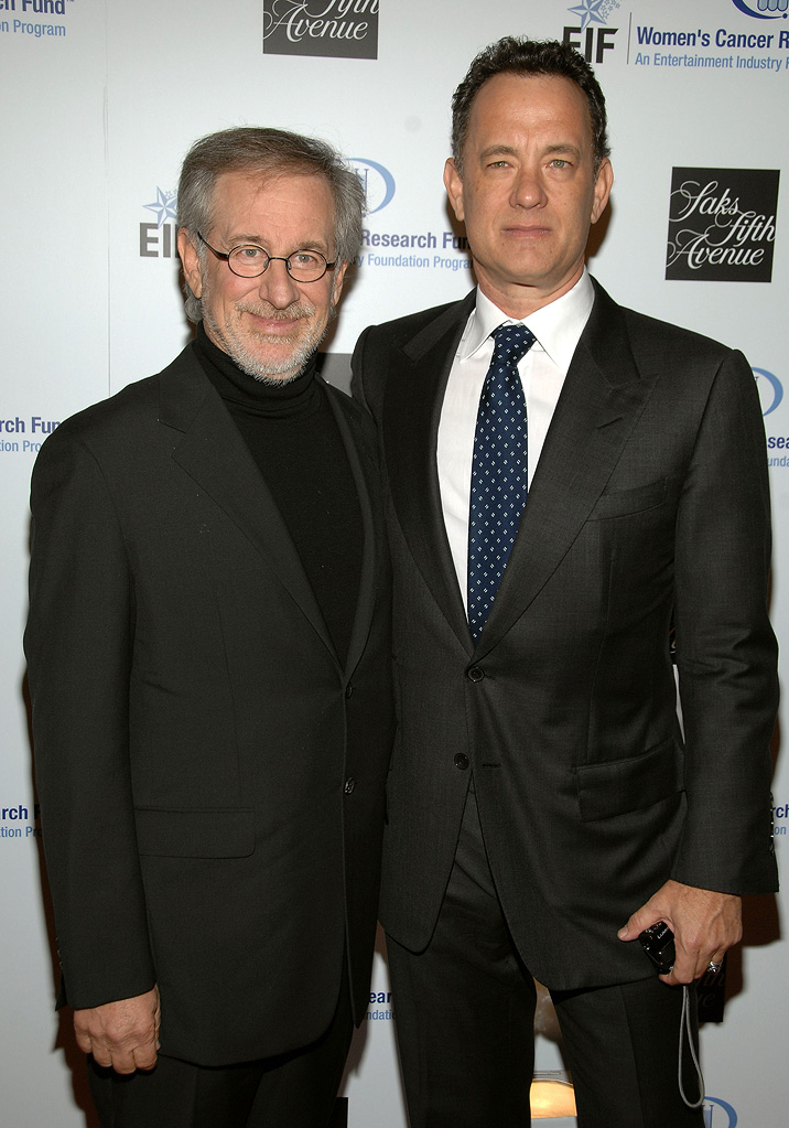 Tom Hanks 2009 Steven Spielberg