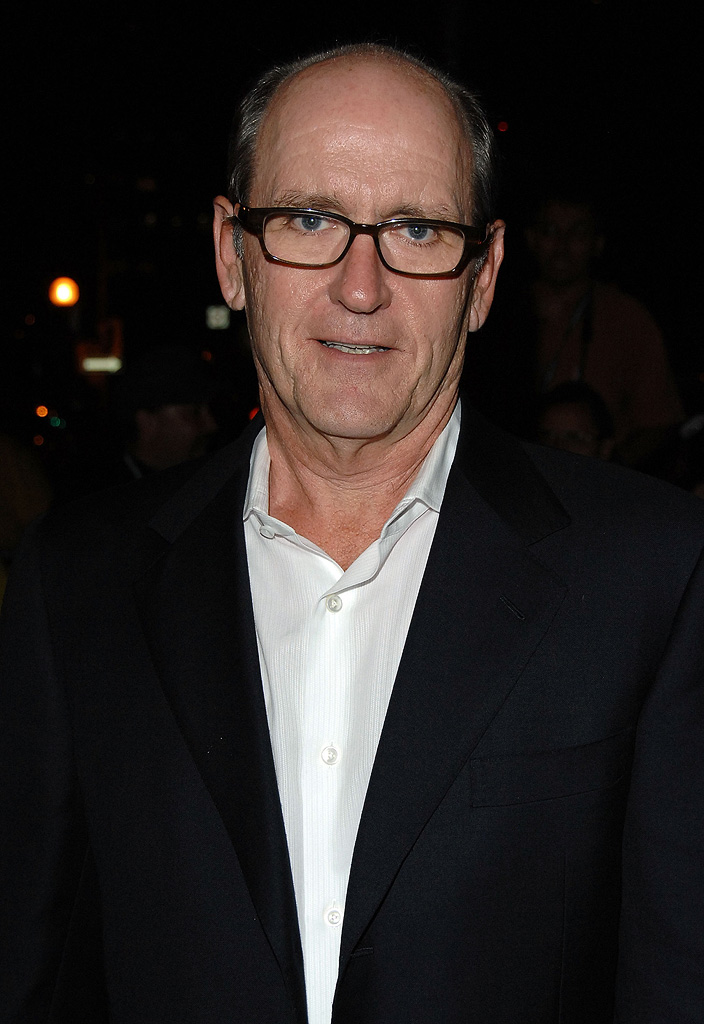 Toronto Film Festival 2008 Burn After Reading Premiere Richard Jenkins