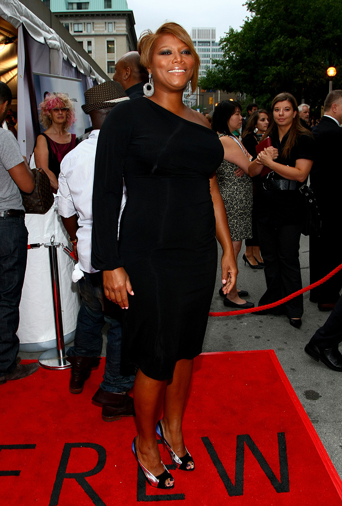 Toronto Film Festival 2008 The Secret Life of Bees Queen Latifah