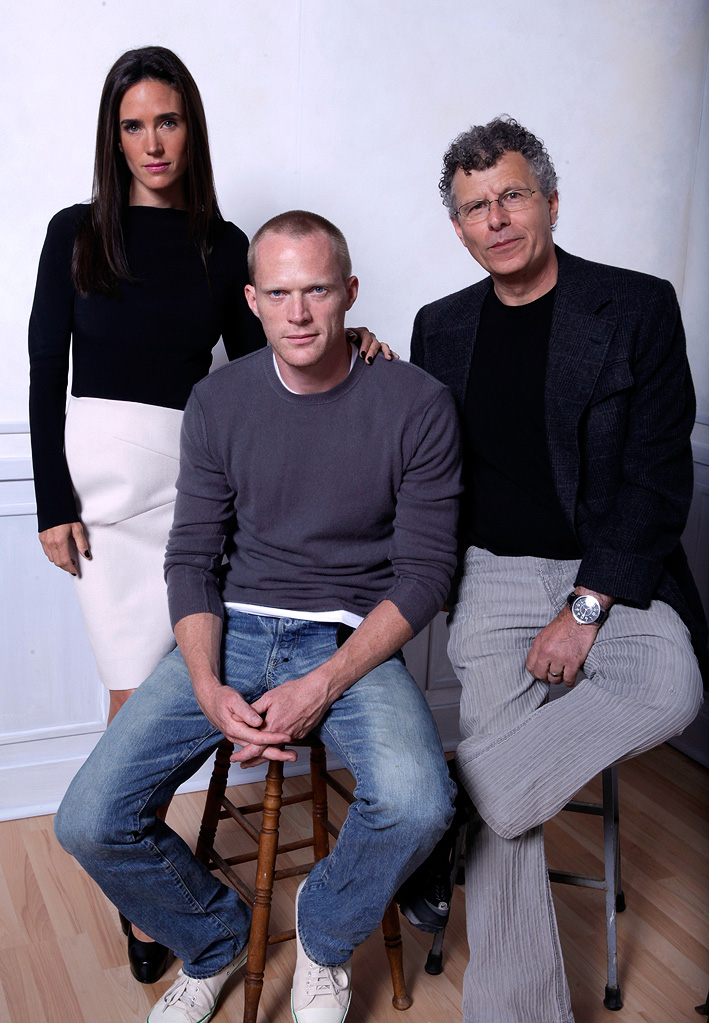 Toronto Film Festival 2009 Portraits Jennifer Connelly Paul Bettany Jon Amiel