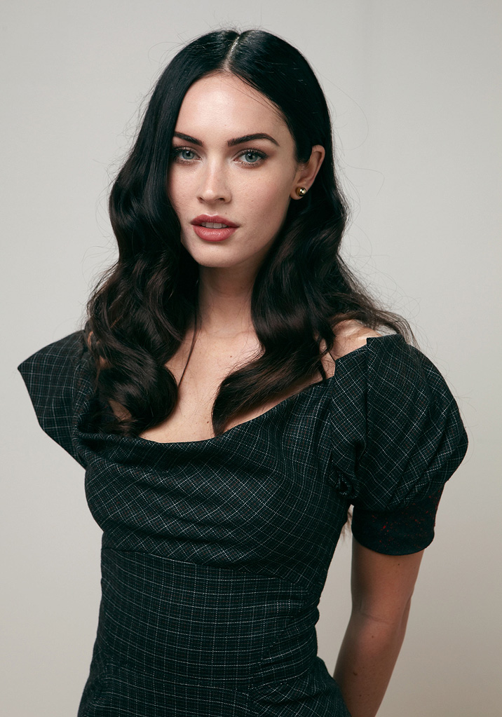 Toronto Film Festival Portraits 2009 Megan Fox