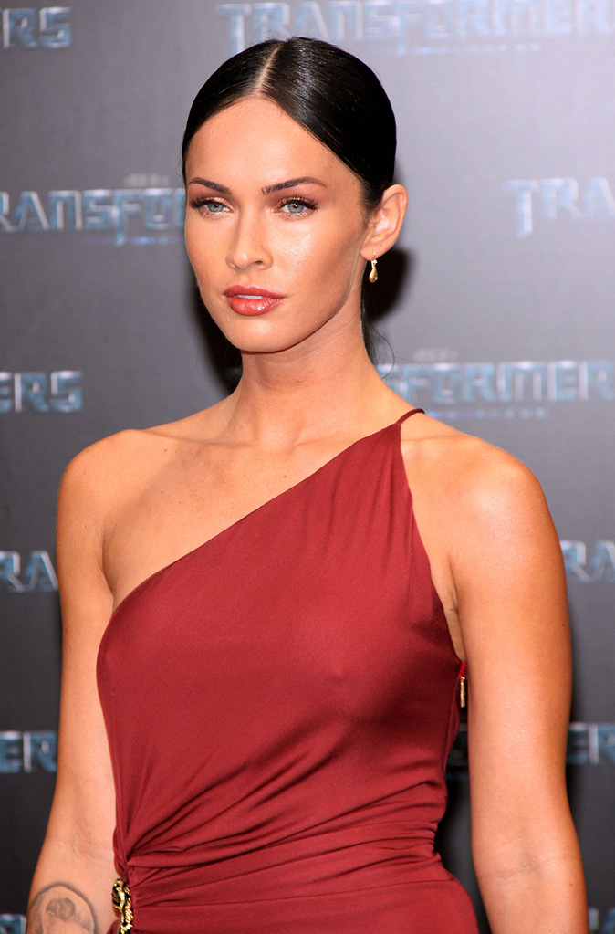 Transformers Revenge of the Fallen Berlin Premiere 2009 Megan Fox