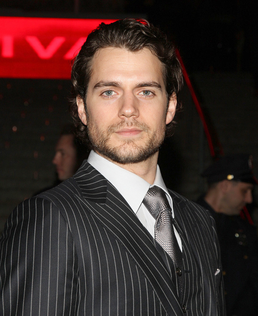 Tribeca Film Festival Vanity Fair Party 2009 Henry Cavill