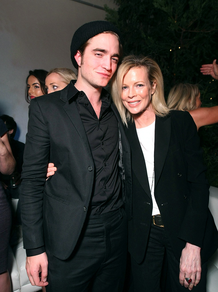 Twilight Premiere 2008 LA Robert Pattinson Kim Basinger