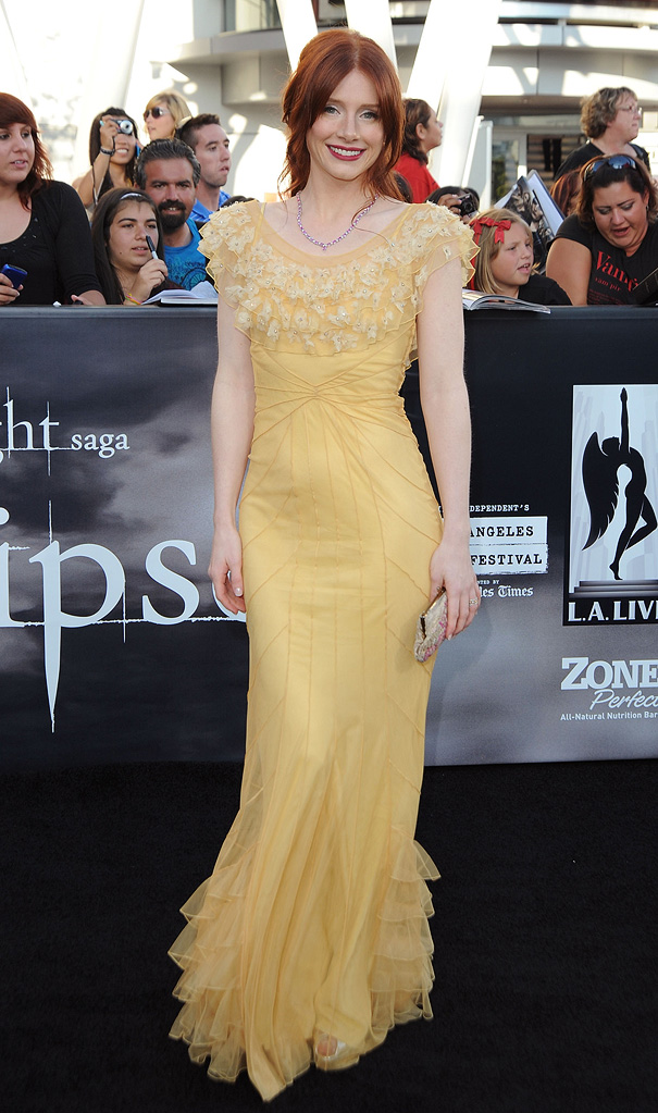 The Twilight Saga Eclipse LA Premiere 2010 Bryce Dallas Howard
