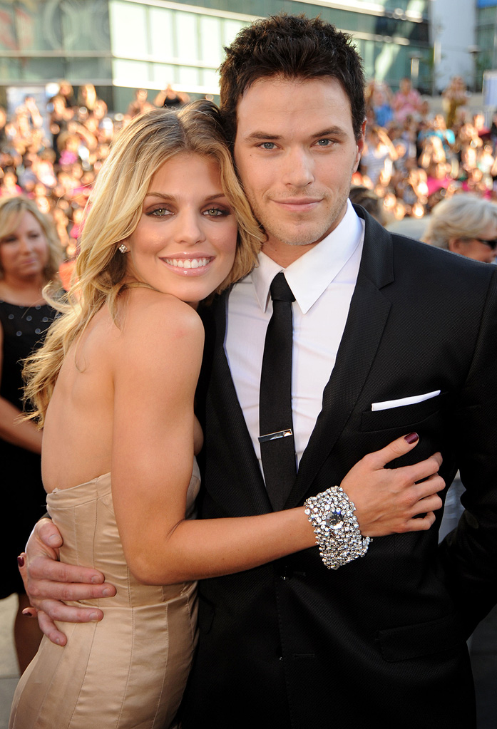 The Twilight Saga Eclipse LA Premiere 2010 Kellan Lutz AnnaLynn McCord