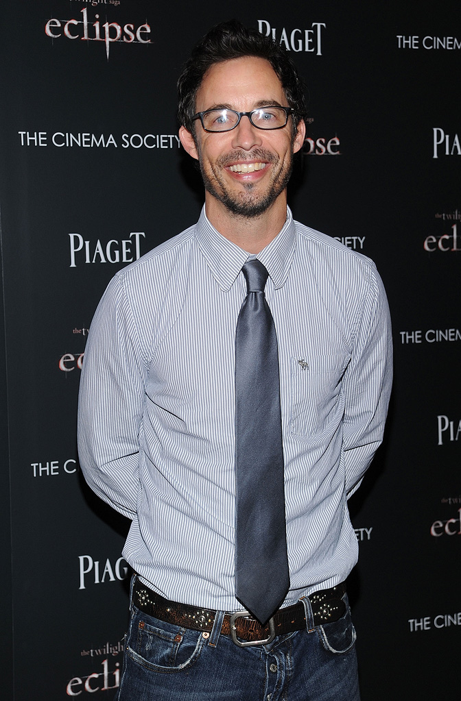 The Twilight Saga Eclipse NY Screening 2010 Tom Cavanagh