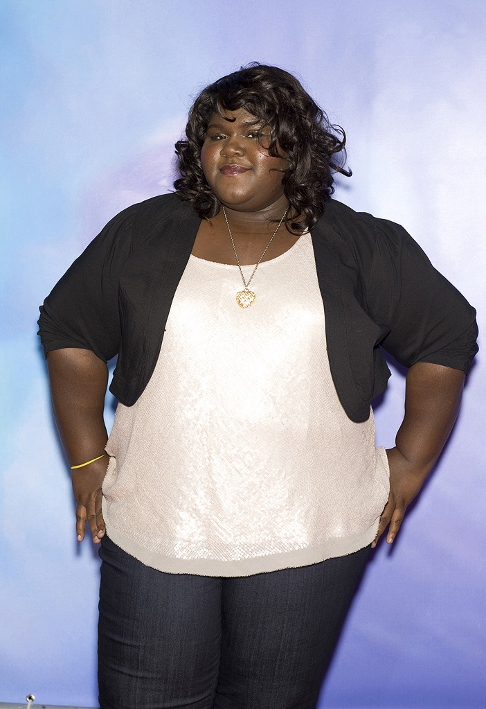 Tyler Perry's I Can Do Bad All By Myself Premiere 2009 Gabourey Sidibe