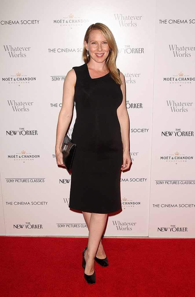 Whatever Works NY Screening 2009 Amy Ryan