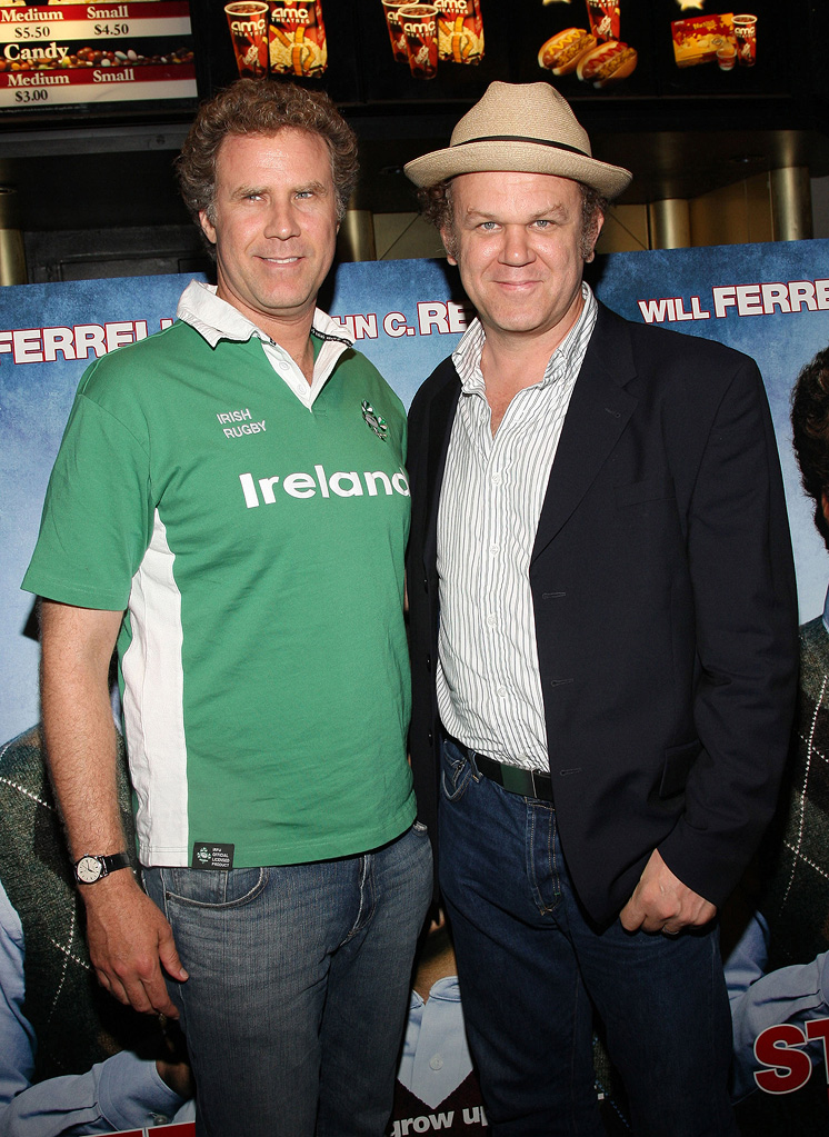 Will Ferrell 2008 John C. Reilly