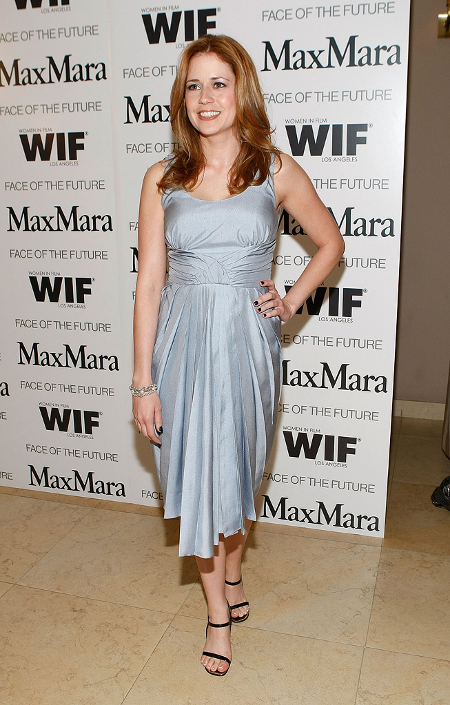 Women In Film Party 2009 Jenna Fischer
