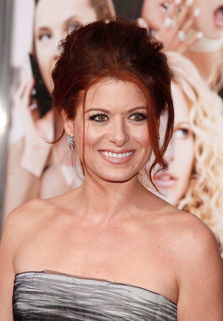 The Women LA Premiere 2008 Debra Messing