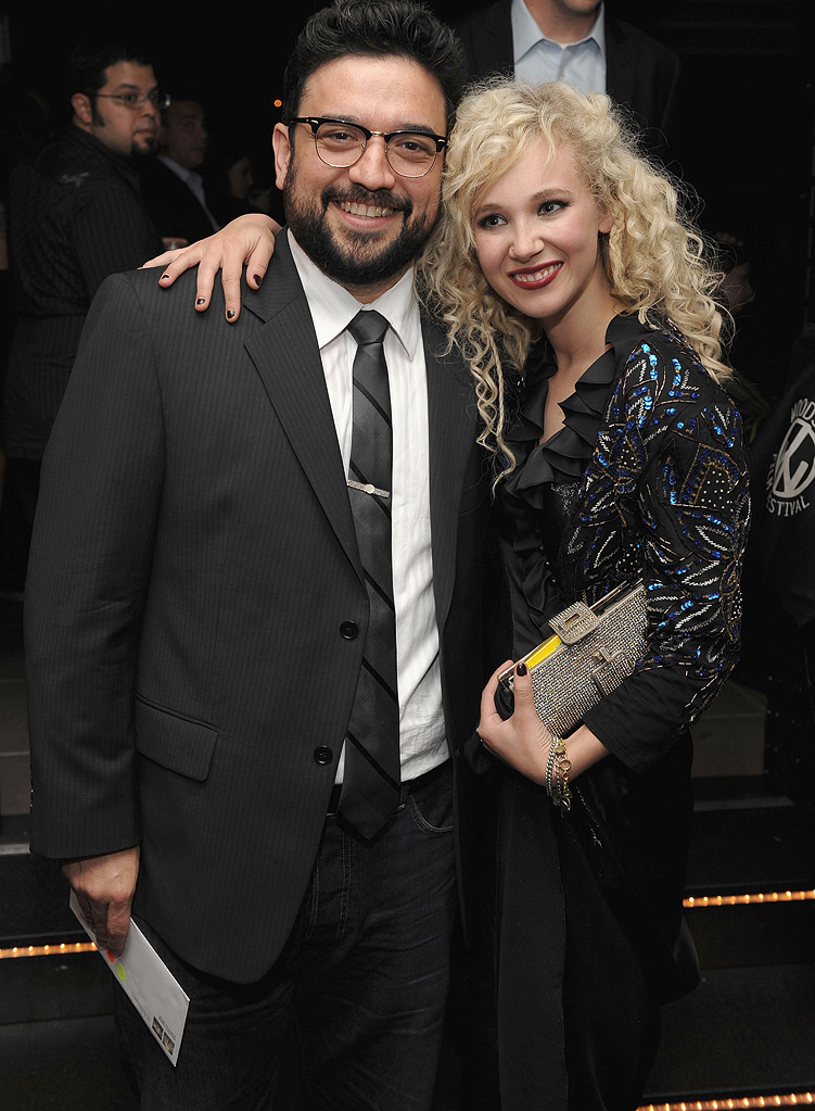 Year One New York premiere 2009 Horatio Sanz Juno Temple