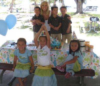 Kate Gosselin and the kids on 'Kate Plus 8' -- TLC