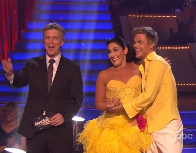 Dancing   Stars Season on Score Of The Season On  Dancing With The Stars   Nov  14  2011    Abc