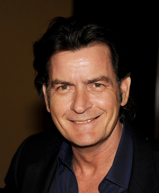 Charlie Sheen Excited To Be Back At Work On 'Anger Management'; 'I'm Not Crazy Anymore'