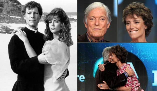 The Thorn Birds Stars Richard Chamberlain & Rachel Ward Reunite For First Time In Decades