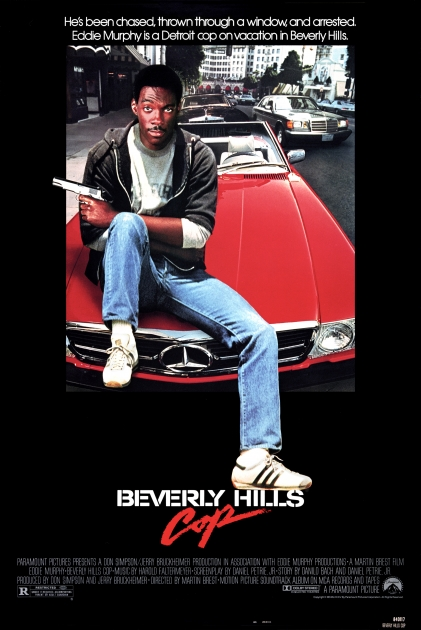 The return of Axel Foley?: 'Beverly Hills Cop' coming to TV