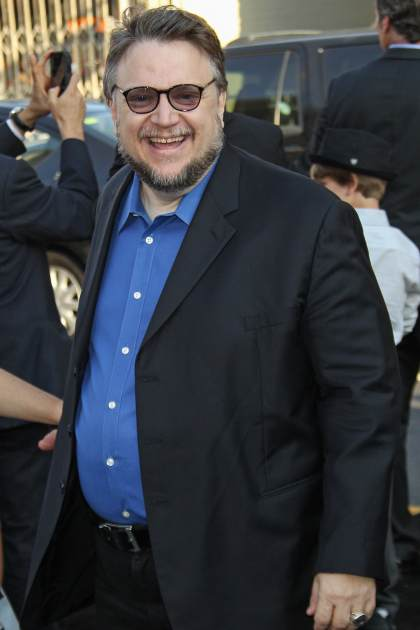 "Guillermo del Toro at the premiere of ""Pacific Rim"" on July 9, 2013 in Hollywood, Calif. (Getty Images)"