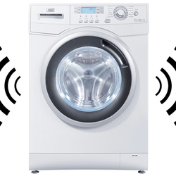 Could your washer really charge your smartphone from across the room?