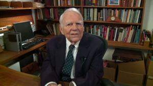 Last segment of Andy Rooney at 60 Minutes