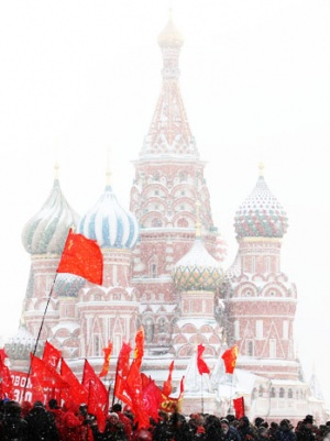 Moscow to Launch First-Ever Red Square Screenings