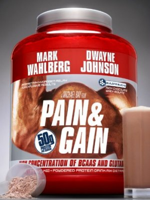 First Poster for Michael Bay's 'Pain and Gain' Hits Online (Photo)