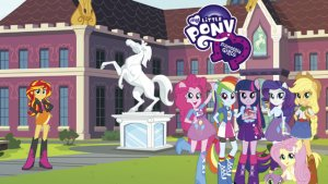 Hub Network Sets 'My Little Pony Equestria Girls' Premiere (Exclusive)