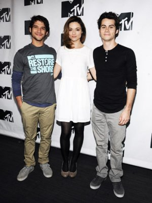 &#39;Teen Wolf&#39;: Tyler Posey, Dylan O&#39;Brien, Crystal Reed Talk Colton Haynes&#39; Sudden Exit