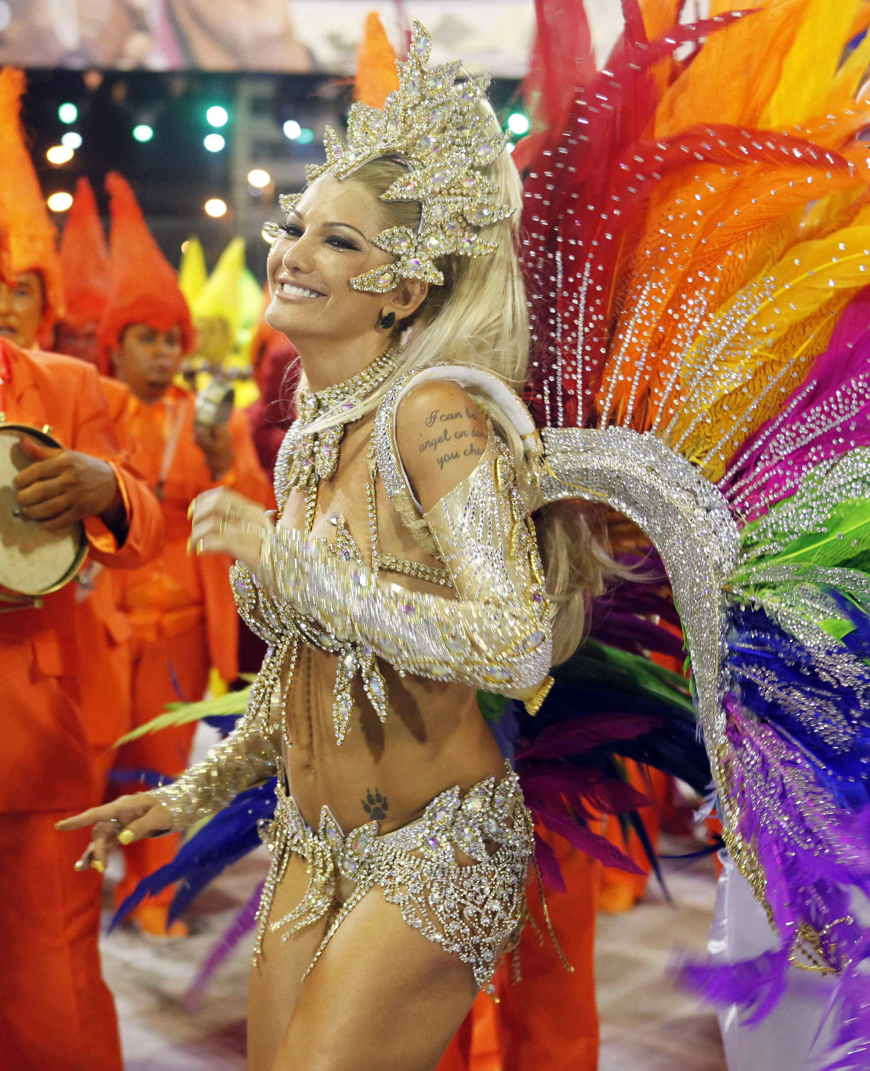 carnival rio janeiro Rio de janeiro was filled with revelers in the warm-up to next month's world-famous carnival in 1840, the first masquerade carnival took place where many danced to the polka and waltz, being.
