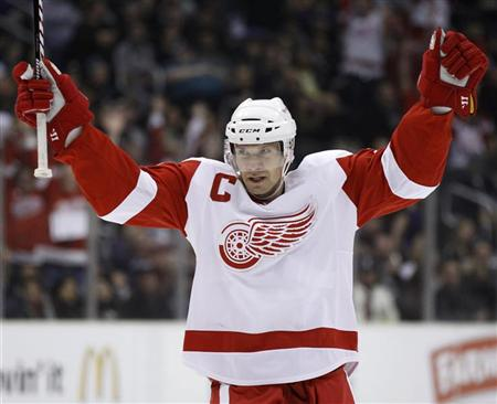 Lidstrom won four Stanley Cups and seven Norris Trophies during his magnificent career. (Reuters)