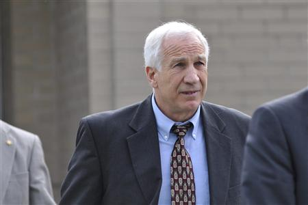 Jury selection nears end in Sandusky sex abuse trial