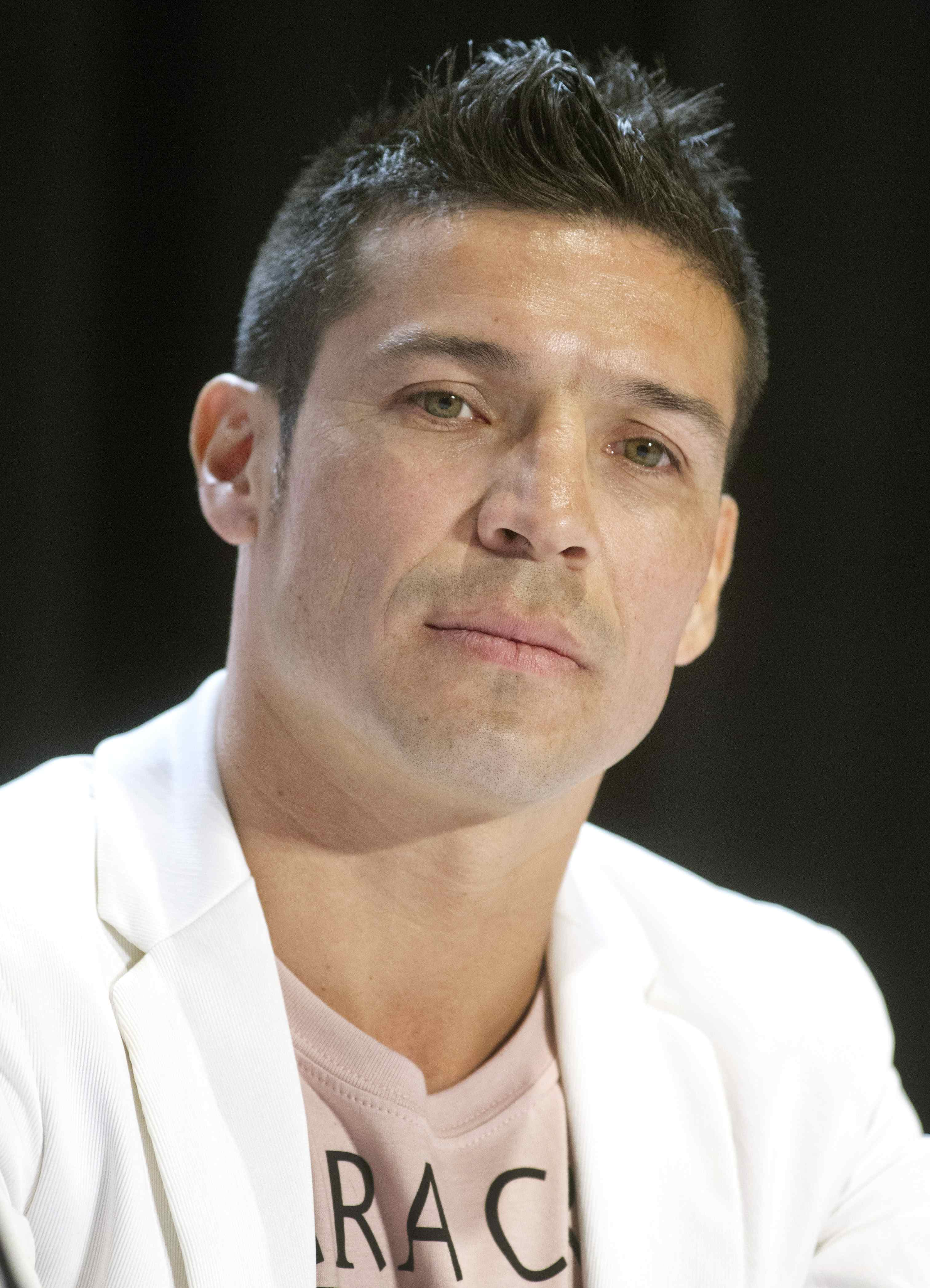 Sergio Martinez had to resort to trash talk in the run-up to his bout with Julio Cesar Chavez Jr. (Reuters)