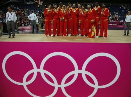 basketball: spain finally find courage, talent to challenge u.s.