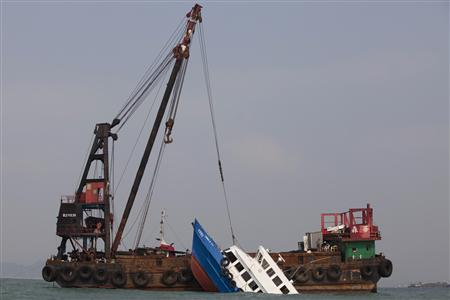 probe into fatal hong kong ferry collision may take six months