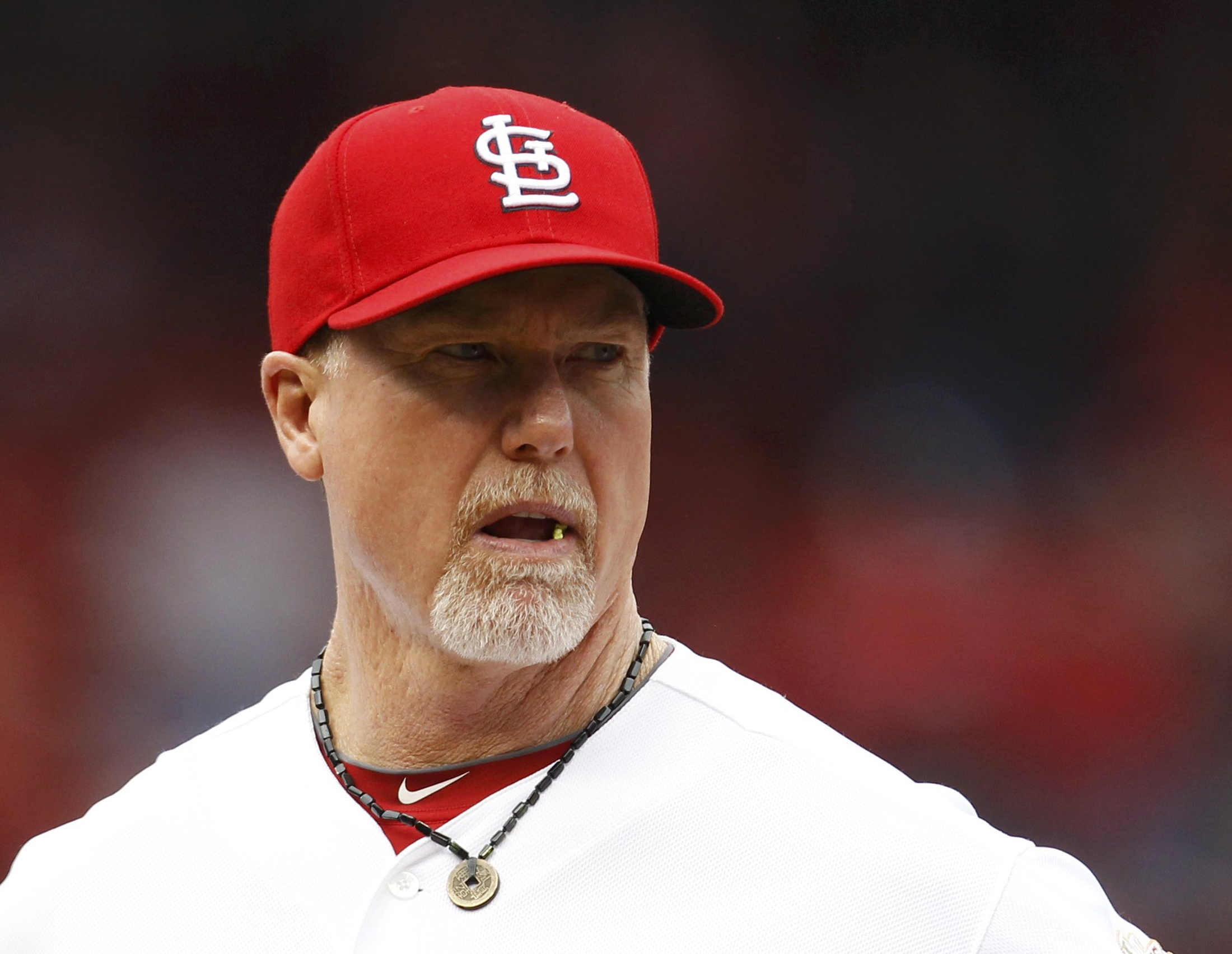 Mark McGwire (Reuters)