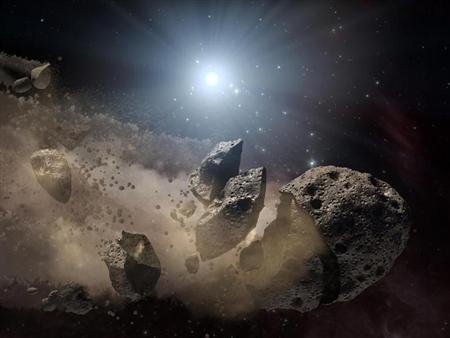 REUTERS/NASA/JPL-Caltech/Handout