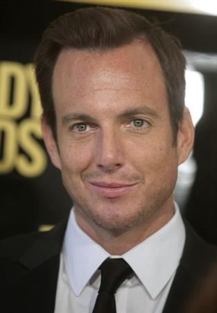 Actor Will Arnett arrives for the Comedy Awards 2012 in New York City, New York April 28, 2012. REUTERS/Lee Celano