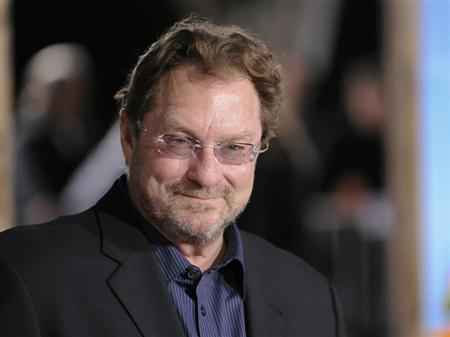 "Cast member Stephen Root arrives at the premiere of the animated film ""Rango"" in Los Angeles, California February 14, 2011. REUTERS/Gus Ruelas"